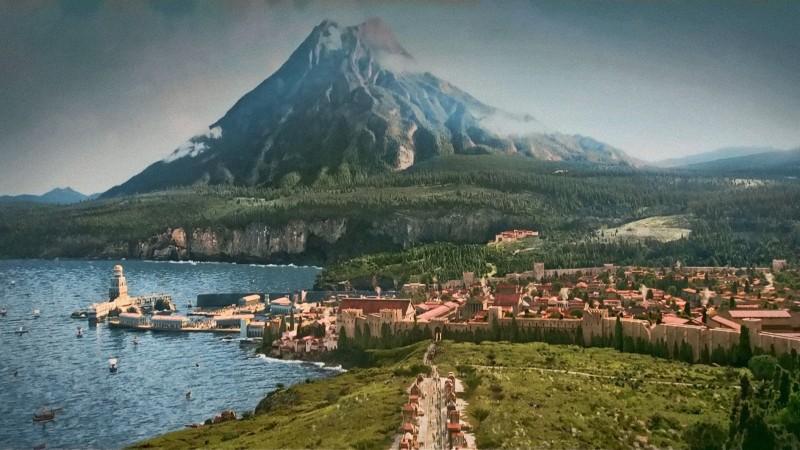 Хотын түүх: Помпей