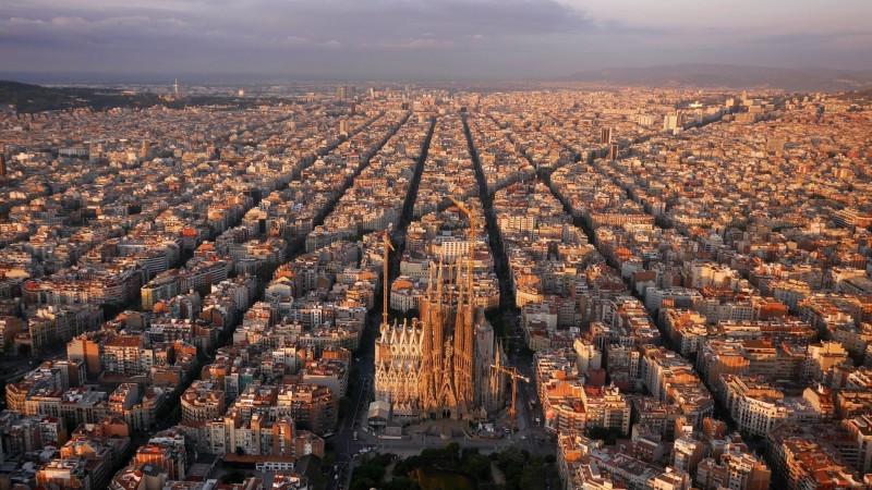 Хотын түүх: Барселон