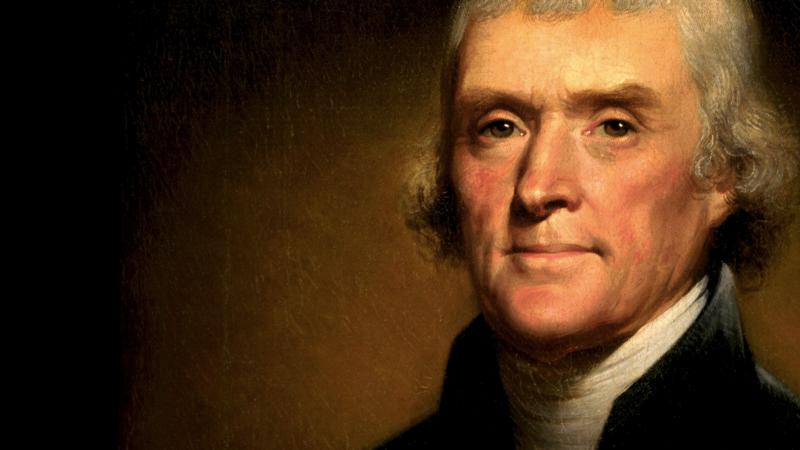 Жефферсоноос суралцах зүйлс