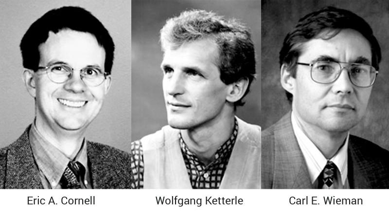 2001 оны Нобелийн шагнал - Физикийн салбар
