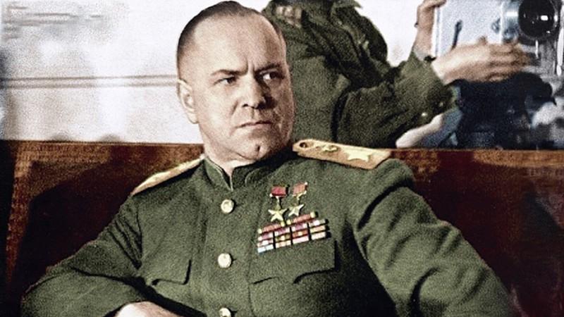 Г.Жуков – цэргийг хайрлах хэрэг юун