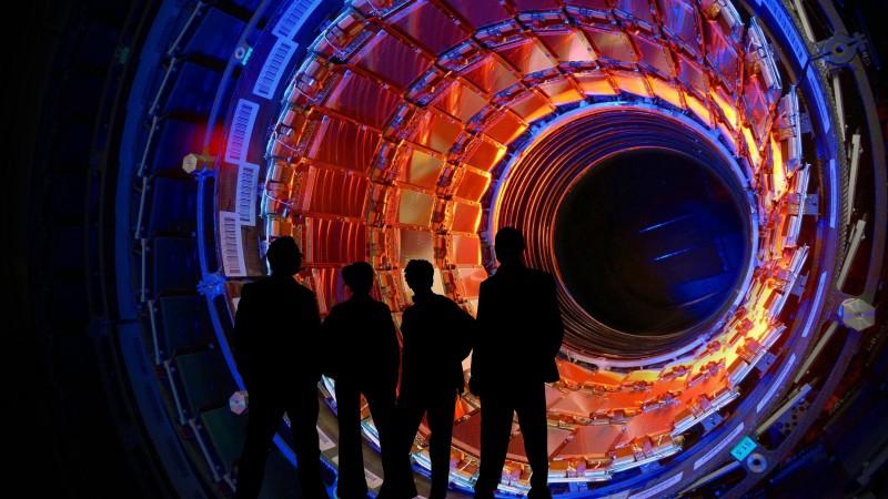 Урт удаан хугацааны хайгуул – Хигс бозон