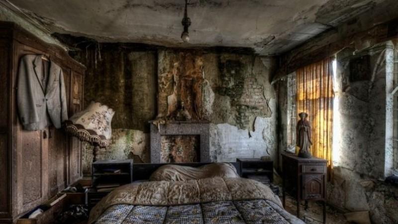 Чернобылийн ослын үеэр гал унтрааж байсан гал сөнөөгчийн бэлэвсэн эхнэрийн хүүрнэл
