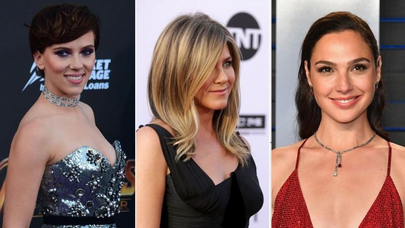 2018 онд хамгийн их ашиг олсон 10 эмэгтэй жүжигчин