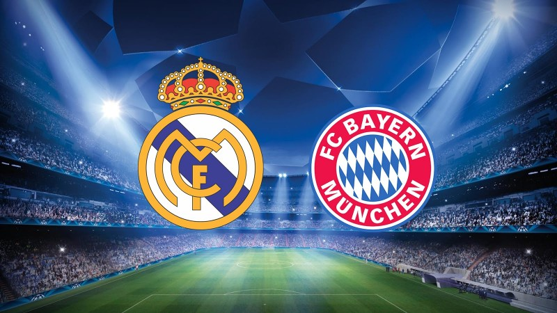 Аваргуудын лигийн хагас шигшээ: Байерн Мюнхен VS Реал Мадрид