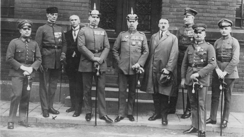 II дайны үеийн Германы тухай болон зарим тоо баримтууд