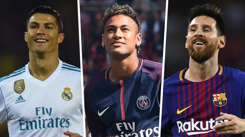 Хамгийн өндөр цалинтай 25 хөлбөмбөгч