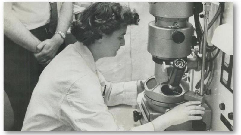 Анхны коронавирусийг нээсэн эмэгтэй