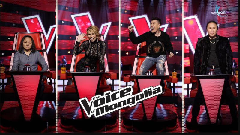 """""""The Voice"""" шоуны талаарх сонирхолтой баримтууд"""