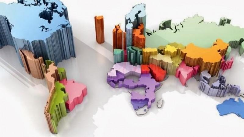 Шинэ дэлхийн газрын зураг