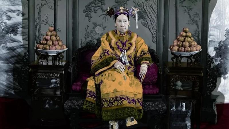 Манж Чин гүрний сүүлчийн хатан Цыси