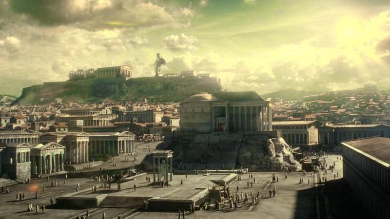 Ертөнцийг захирч асан эртний түүхт 10 хот