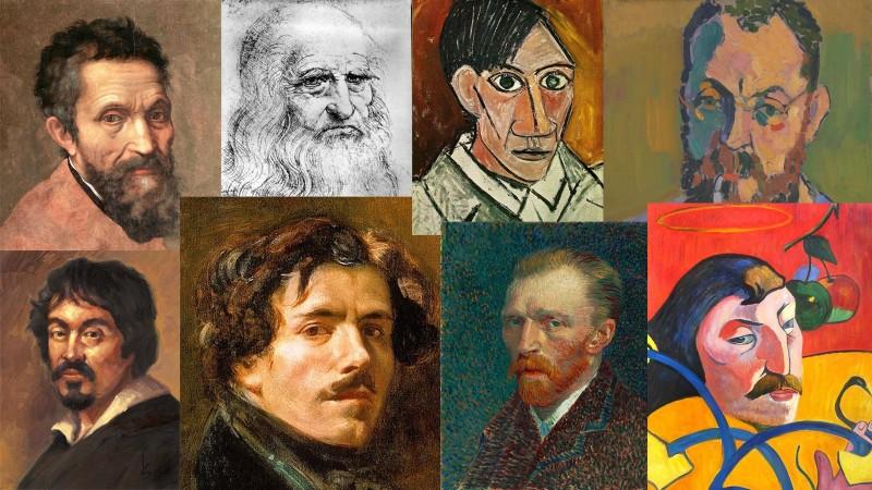 Дүрслэх урлагийн ертөнц дэх 10 алдартай зөрчил, уран бүтээлч өрсөлдөөн