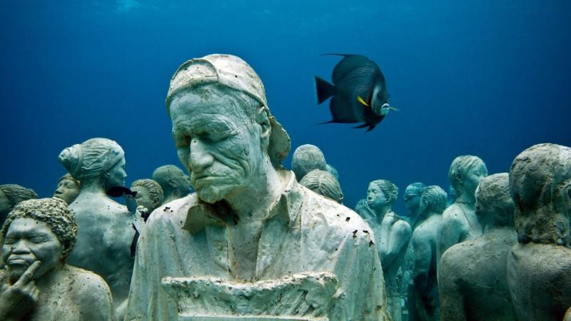 Усан доорх музей
