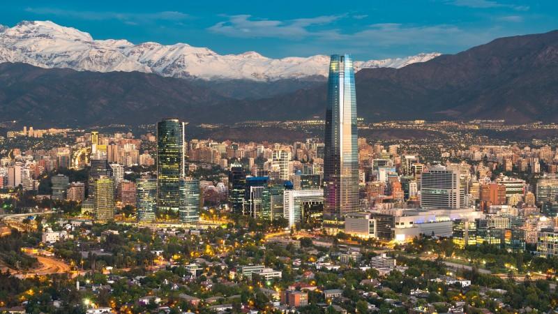 Хотын түүх: Сантъяго