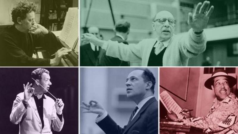 XX зууны гайхамшигтай 10 хөгжмийн зохиолч