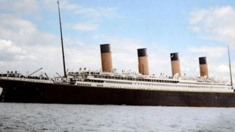 Титаник хөлгийн олонд дэлгэгдээгүй ховор зургууд
