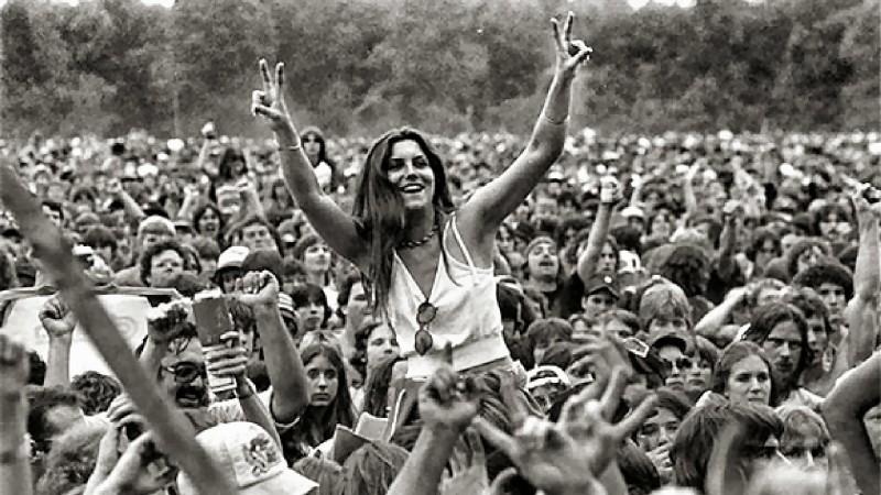 Зууны наадам Woodstock 69'-ийн тухай
