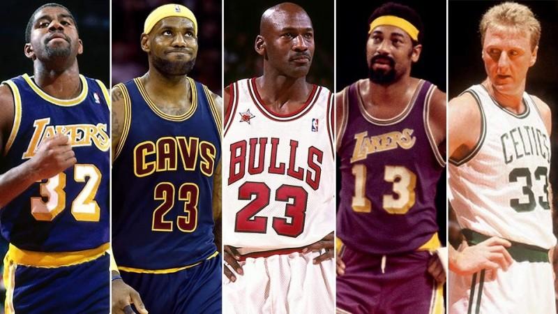 NBA-ийн бүх цаг үеийн хамгийн шилдэг баг