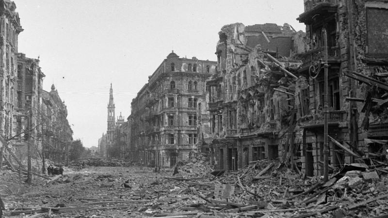 Хотын түүх: Варшав