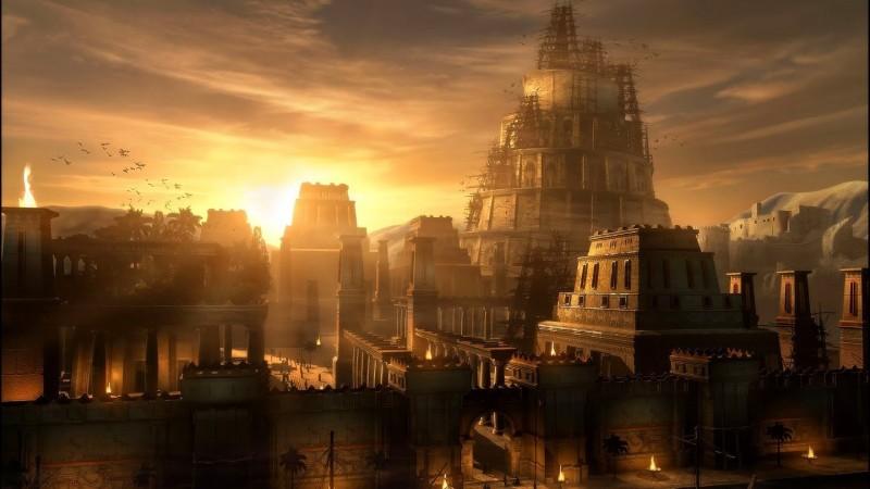 Хотын түүх: Вавилон