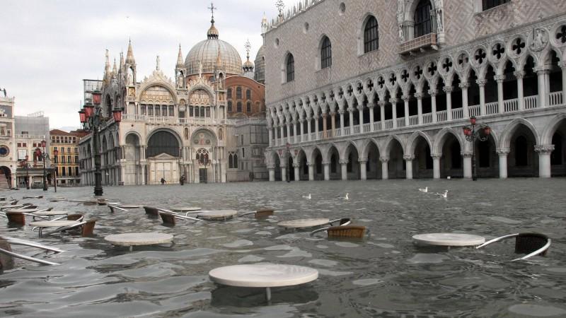 Одоо бид бүгдээрээ Венецийн иргэд