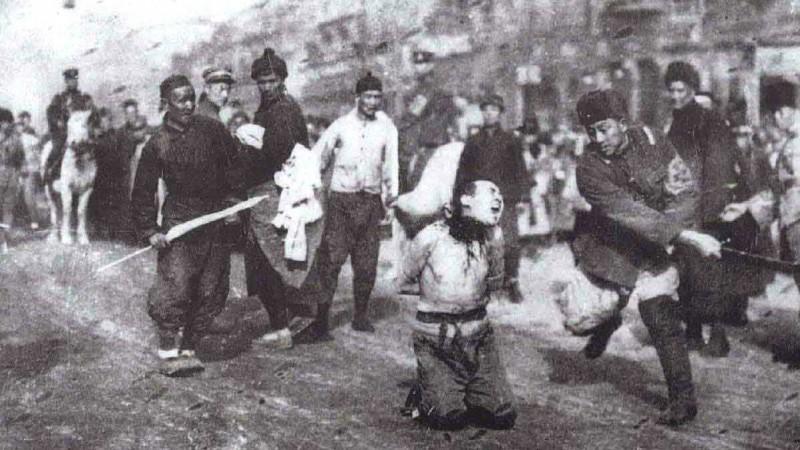 Наньжин 1937 он – Хүчирхийлэлд өртсөн хот