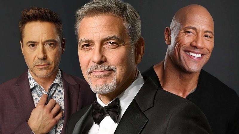 2018 онд хамгийн их ашиг олсон 10 эрэгтэй жүжигчин