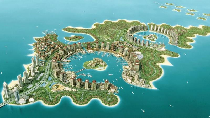 Аз жаргалаа алтаар арилжсан Катар