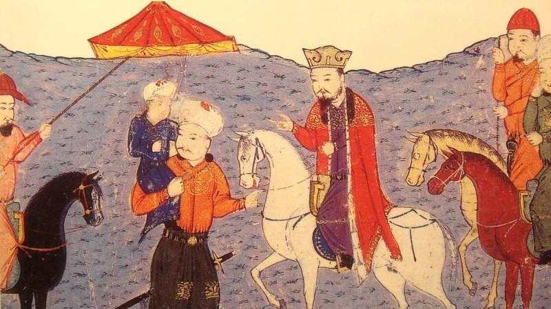 Монгол хааны зарлигаар дэлхийн түүхийг нэгтгэн бичсэн нь