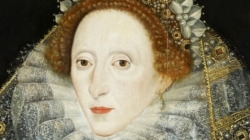 I Элизабет (1558-1603)