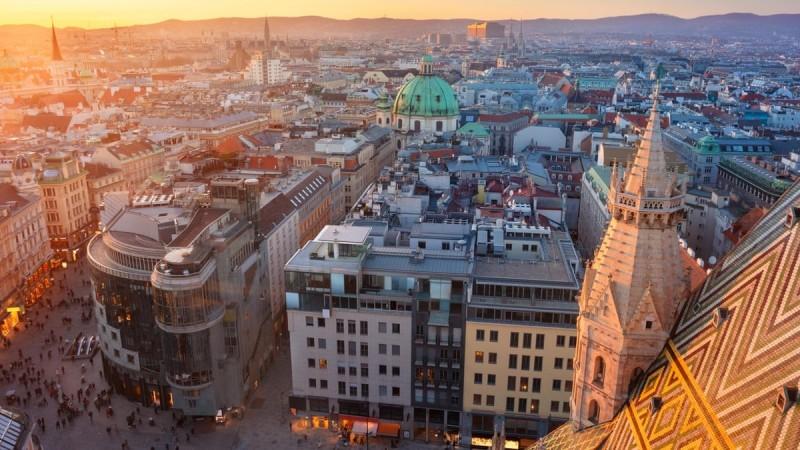Хотын түүх: Вена