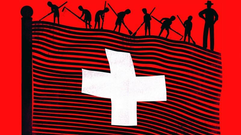 Швейцарийн нууц түүх буюу гэрээний хүүхдүүд