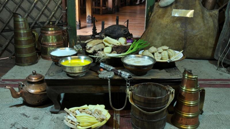 Монголчуудын хамгийн дуртай монгол хоол