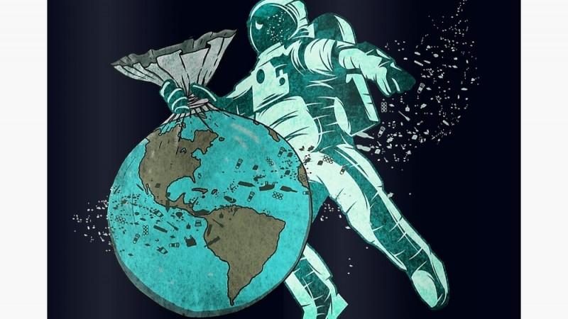 Дэлхий дээр амьдрал бий юү?